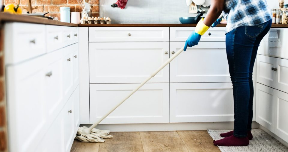 Pulire casa in 15 minuti? Si può