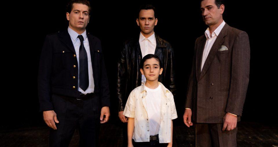 A BRONX TALE: intervista al piccolo Mario Donato Vinci