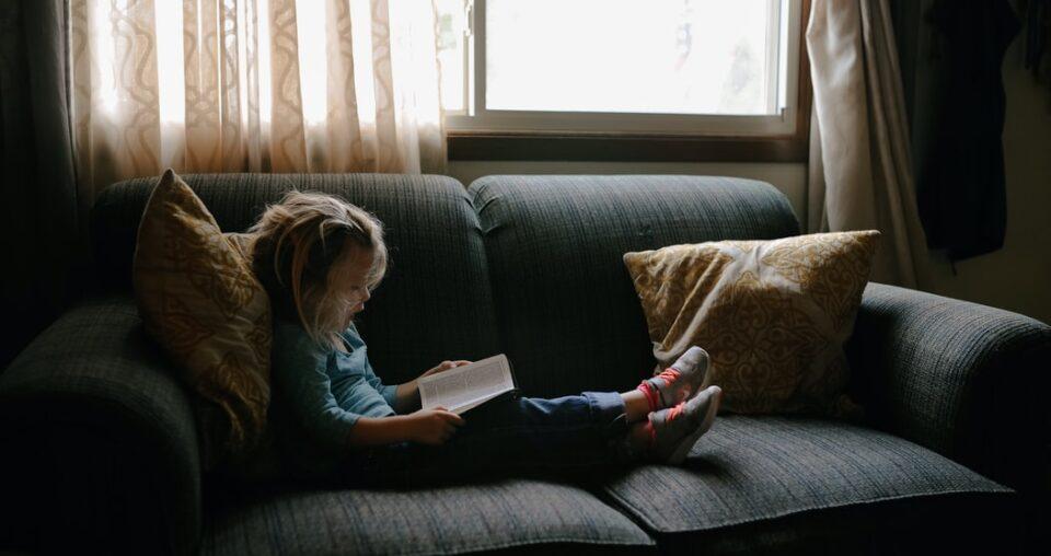 Bambini e fase 2: passione lettura!
