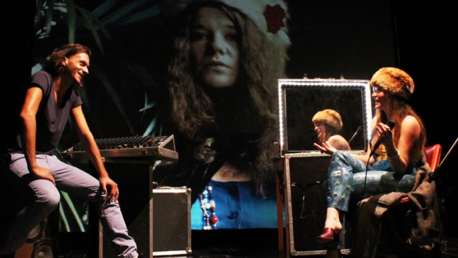 A teatro per conoscere Janis Joplin