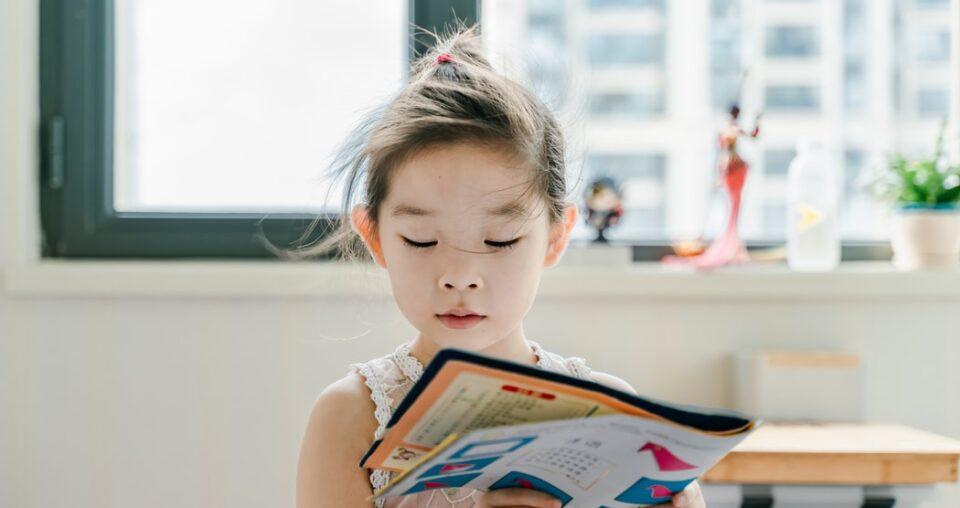 Le paure dei bambini in un libro